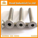 Made-in-China Screw Hex Socket Countersunk Head Screw