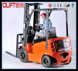 Fbseries Four Wheels Electric Forklift (with CE)