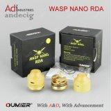100% Original Oumier Wasp Nano Rda, Wasp Nano Rda in Stock