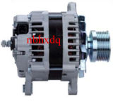 Alternator Isuzu Nkr Nps75 Nps 4HK1, 24V 80A, Hx196