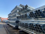 ASTM JIS AISI Tp316 TP304 Galvanized Seamless Stainless Steel Pipe for Chemical Industry