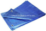 PE Tarp Sheet, Blue Plastic Tarpaulin of Supplier From China