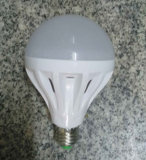 LED Home Lighting Bulb, Plastic Housing LED Bulb Lighting 9W