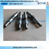 Stainless Steel CNC Machining Shaft for Pumps and Mining Equipment