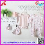Cotton Girl Baby′s Wear Set