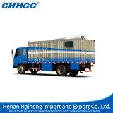 Chhgc 5cbm~60cbm Van Cargo Truck Cargo Box Trucks for Sale