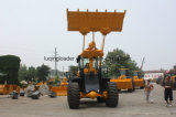 5 Tons Grass Clamp Wheel Loader