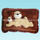 Plush Dog Cushion with Soft Material
