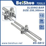 Sliding Extension Bar with Chrome Surface Treatment