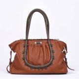 Hot Sale Factory Wholesale Popular Women's Leather Handbag Tote Bag Shoulder Bag
