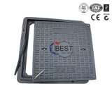 Waterproof Manhole Cover with Screw Lock