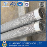 Johnson Type Water Well Screen/Water Filter Pipe