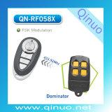 FSK Dominator gate rolling code remote control