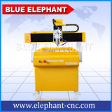 Portable 4 Axis 6090 Mini CNC PCB Router, Math3 CNC Controller CNC Router with Rotary Device