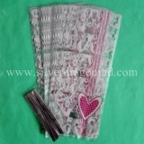 Customized OPP Candy Packaging Bag with Side Gusset