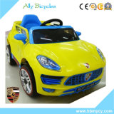 LED Light Gear Lever Electric Car/Baby Ride on Toy Car with RC Function