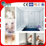 Family Using Hot Sale Acrylic Wet Steam Room