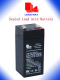 4V4.5ah AGM Battery Maintenance Free and Sealed VRLA Battery