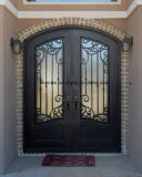 Wrought Iron America Standard Entry Door with Competitive Price