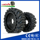 Solid Tire 10-16.5/12-16.5/14-17.5/15-19.5 Skid Steer Tire with Best Quality