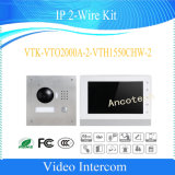 Dahua IP Kit Home Security Video Doorphone Intercom (VTK-VTO2000A-2-VTH1550CHW-2)