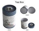 Round Box for Tea, Round Paper Tea Tube
