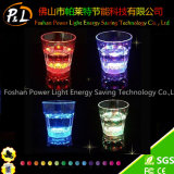 Custom Popular Bar Plastic Flashing Light LED Cup