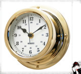 12 Hours Format Quartz Wall Clock Roman Dial 150mm