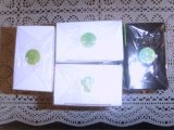 Samples of Perfume BOPP Cellophane Packaging (SY-350)