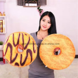 Stuffed Soft Cookie Shaped Pillow for Kids