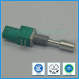9mm B100k Dual Gang Dual Concentric Shaft Rotary Potentiometer for Automotive RP0938sn
