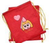 Drawstring Bag, Made of Non Woven, Polyester, Nylon, Cotton