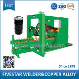 Semi-Automatic Steel Drum Seam Welder Machine
