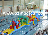 Inflatable Water Obstacle Game (MIC-975)