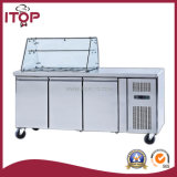 Stainless Steel Refrigerated Counters (SFC3100TNC)