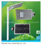 All in One Outdoor Light Powerful Solar Street Light with 3 Years Warranty