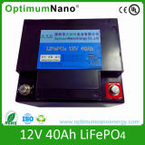 12V 40ah Lithium Ion Battery for Motorcyles and Scooter