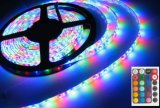 Waterproof IP67 RGB LED Strip with 5050 60PCS LEDs Per Meter