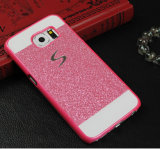 Glitter Powder Mobile/Cell Phone PC Case/Cover for Samsung Galaxy S6/S6edge