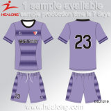 Healong Latest Design Hot Sale Customize Sublimated Soccer Jerseys