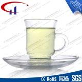 80ml Wholesale New Design Glass Tea Set (CHM8457)