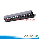Plastic Cable Management 1U 2U