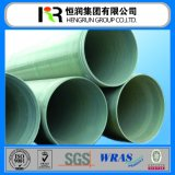 FRP Round Pipe for Water Transform Project