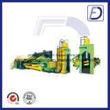 Aluminum Iron Steel Copper Heavy Duty Shear and Baler Machine
