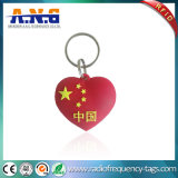 Waterproof Silicone NFC RFID Smart Key Fobs for Time Attendance