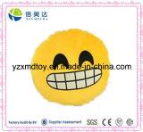 New Emoji Plush Custom Round Pillow Cushion