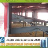 Steel Structure Car Garage