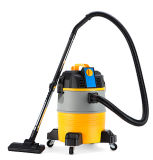 310-35L Plastic Tank Water Dust Vacuum Cleaner with or Without Socket