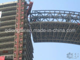 High Rise Construction Made of Steel Structure