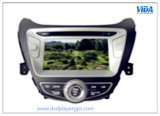 Special Two DIN Car DVD for Hyundai Elantra 2012